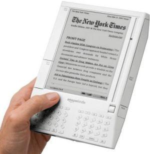 08b1af5c96a7aa Amazon Kindle: il lettore eBook sbarca in Italia a breve | Tecnozoom