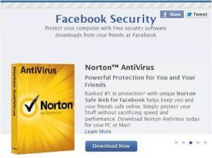 Facebook Antivirus Marketplace, apre il negozio online con