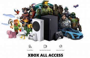Xbox All Access arriva in Italia: cos'è, costi e come sottoscrivere l'abbonamento