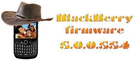 BlackBerry Curve 8520 Firmware 5.0.0.554 BETA