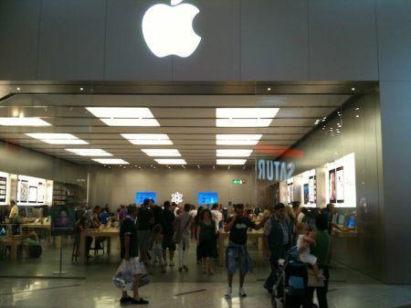 Apple Store Milano Carosello