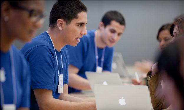 assistenza iphone ipad apple come funziona