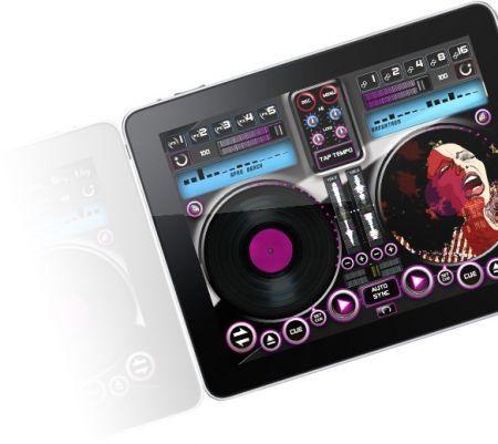 Dj World Studio per iPad