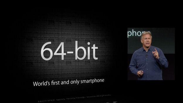 iPhone 5S A7 a 64 bit una rivoluzione