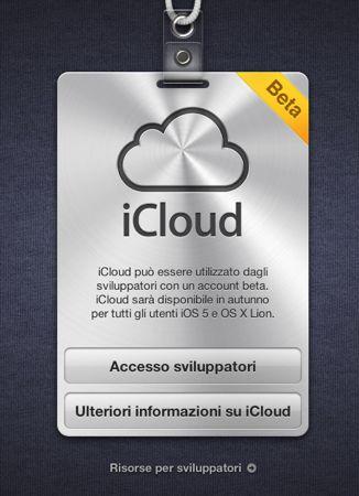 iCloud potrebbe ereditare altre funzioni dal vecchio MobileMe