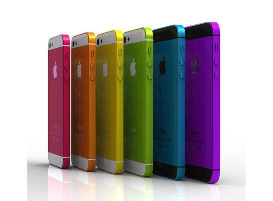 iPhone Color, nome ufficioso del Melafonino low cost
