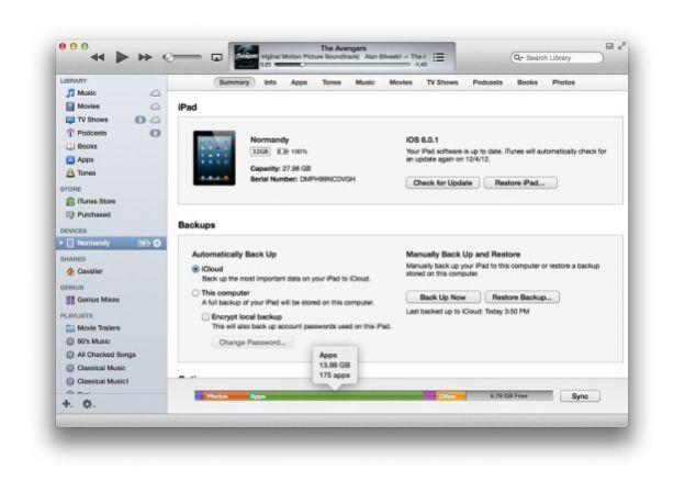 iTunes 11, caratteristiche e primi bug della nuova versione