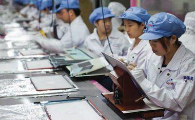 operai cinesi
