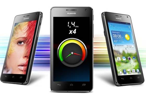 Huawei Ascend G615 Android