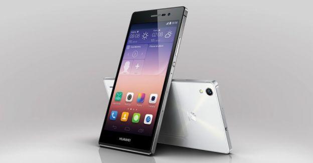 Huawei Ascend P8 dimensioni