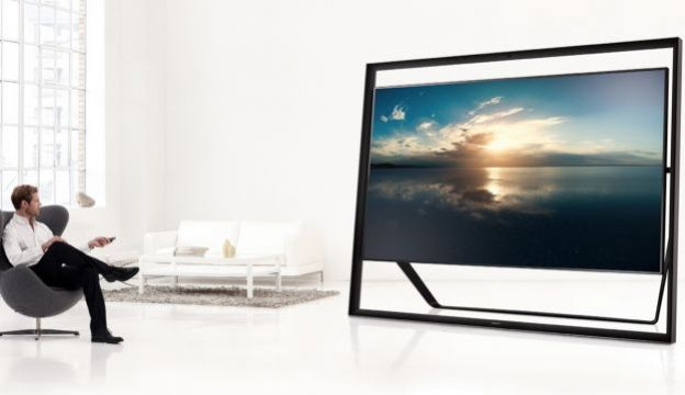 TV Ultra HD da 110 pollici