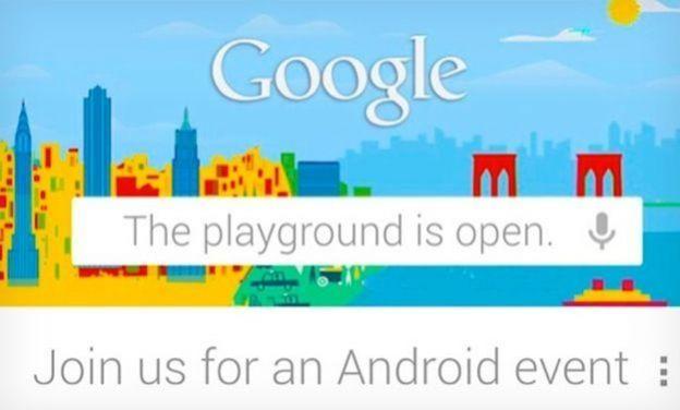 Evento Google Android del 29 ottobre rimandato a causa dell'uragano Sandy