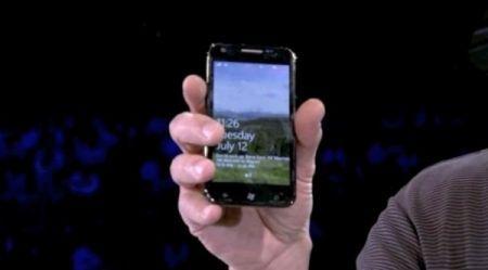 Samsung Galaxy S2 con Windows Phone 7 Mango