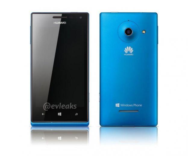 Huawei Ascend W1, smartphone low cost con WP8 al CES 2013