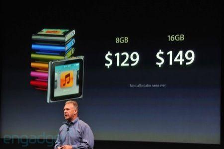 Apple iPod Touch e iPod Nano, presentata la quinta generazione