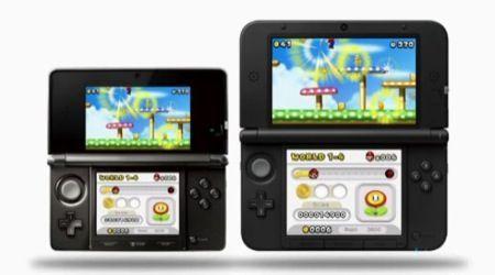 Nintendo 3DS XL in vendita ufficialmente dal 28 luglio