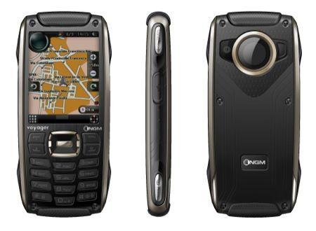 NGM Voyager, il cellulare dual-SIM pensato per stare all'aperto