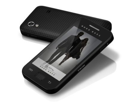 Idea regalo San Valentino: Samsung Galaxy Ace Hugo Boss
