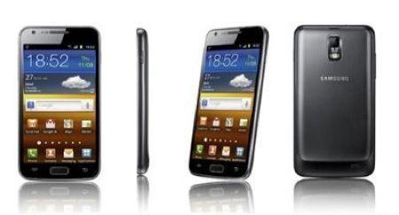 Samsung Galaxy S II LTE, lo smartphone compatibile con le reti 4G