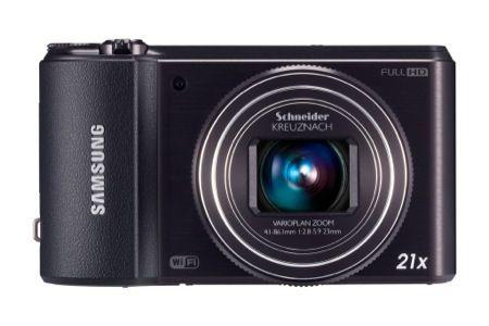 Samsung WB850F, la Smart Camera con WiFi Direct al Photoshow 2012