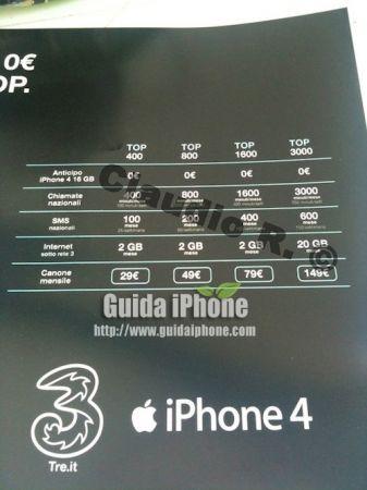 Apple iPhone 4 16 GB H3G