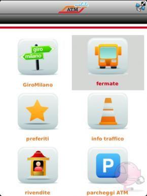 ATM Mobile: i mezzi pubblici di Milano su BlackBerry