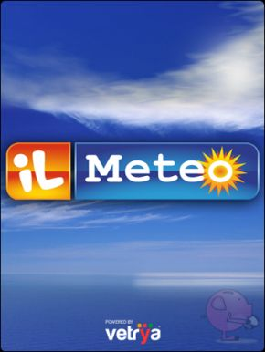 iMeteo sbarca in App World per smartphone BlackBerry