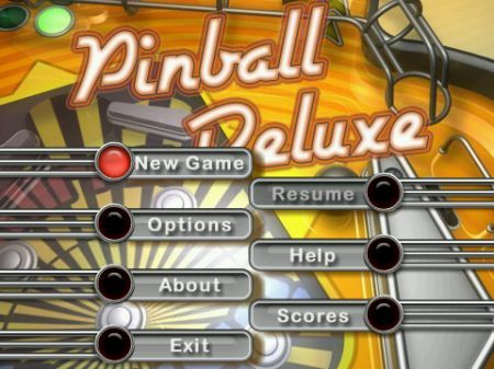BlackBerry Pinball Deluxe