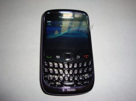 Ecco le prime immagini di BlackBerry 9300 Kepler