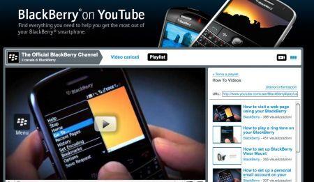 Arriva il canale ufficiale di Rim su YouTube