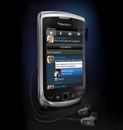BBM Music, aggiornamento con intelligent shuffle