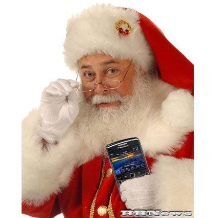 BlackBerry News Buon Natale