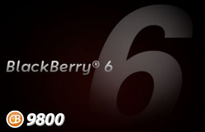 BlackBerry Torch 9800: download di OS 6.0.0.337 non ufficiale