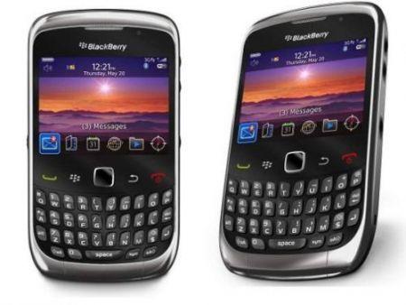 Presentato in Italia il nuovo BlackBerry 9300 Curve 3G