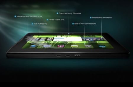 BlackBerry PlayBook avrà la batteria integrata?