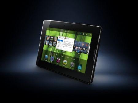 BlackBerry PlayBook: il nuovo tablet di Rim monterà una batteria da 5300mAh