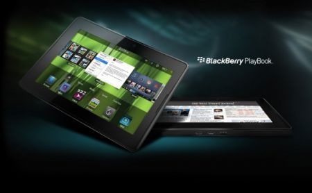 BlackBerry Playbook vende oltre 500.000 unità