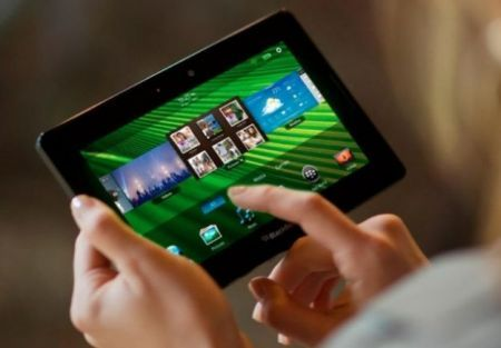 Rim presenta BlackBerry PlayBook OS 2.0