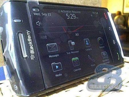 Rim cancella la produzione di BlackBerry Storm 3