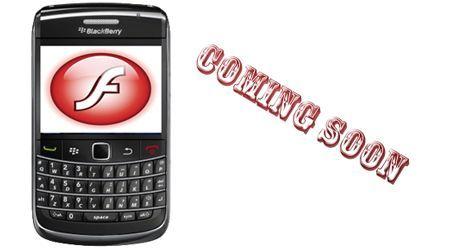 Il CTO di Adobe Kevin Lynch: Molto vicini al rilascio di Flash Player 10.1 per palmari Rim BlackBerry