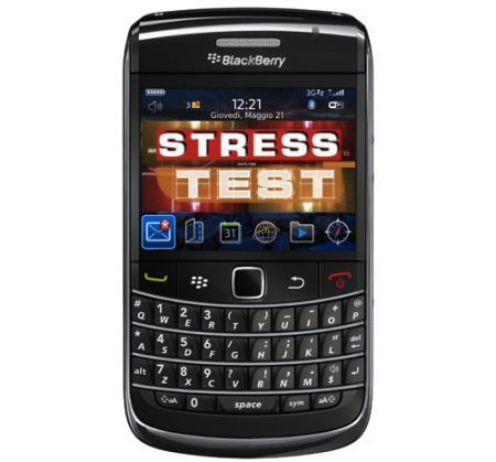 BlackBerry Bold 9700: Il nostro test sulla durata della batteria e stabilità