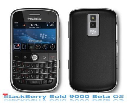 OS 5.0.0.348 leaked per BlackBerry Bold 9000 e BlackBerry Curve 8900