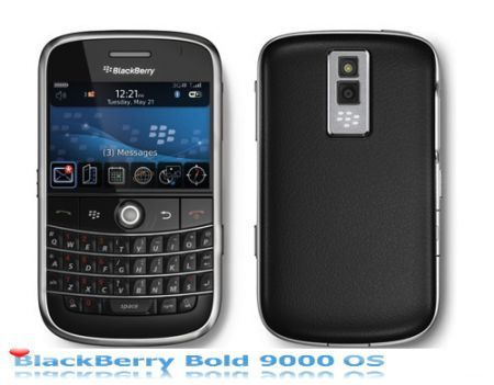 BlackBerry firmware ufficiale 4.6.0.307 per BlackBerry Bold 9000
