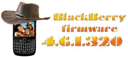 BlackBerry Curve 8520: Firmware ufficiale 4.6.1.320 dal gestore Canadese FIDO