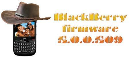 OS 5.0.0.509 ufficiale per BlackBerry Curve 8520 da TIM