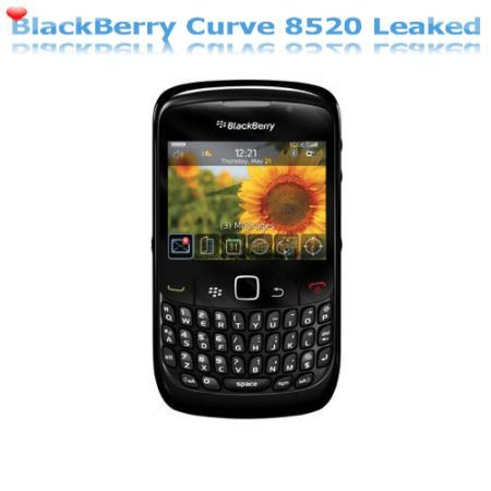 Firmware beta 5.0.0.411 per BlackBerry Curve 8520