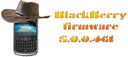 BlackBerry Curve 8900: Firmware ufficiale 5.0.0.461 da Entel PCS