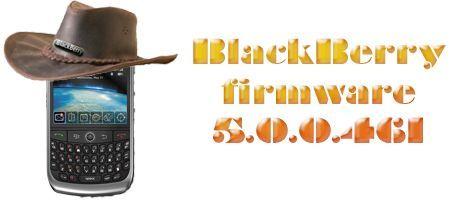 BlackBerry Curve 8900 firmware 5.0.0.461 ufficiale