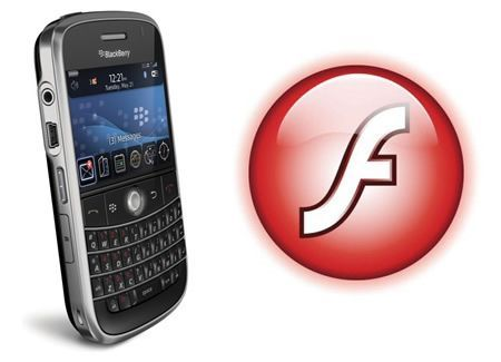 BlackBerry e Flash Player 10.1: Adobe conferma l'arrivo della piattaforma per BlackBerry