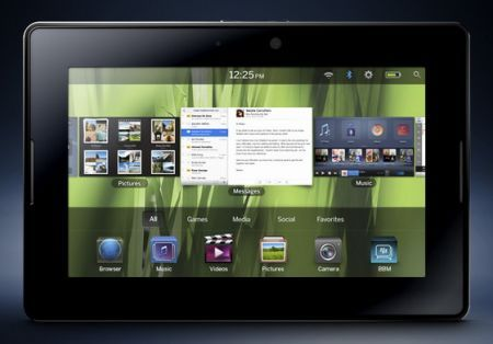 BlackBerry PlayBook prevendita